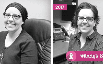 Breast Cancer Awareness Month: A Follow Up with Mindy