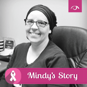 Breast Cancer Awareness Month: Mindy's Story