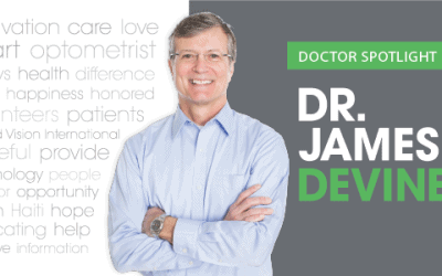 Doctor Spotlight: James Devine, OD