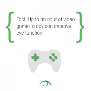 Video Games and Your Vision: The Good, the Bad and the Call of Duty
